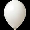 Palloncini con stampa   Ø 33 cm   Economici   Lattice organico   9485951 bianco