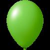 Palloncini con stampa   Ø 33 cm   Consegna veloce   9485951s verde medio