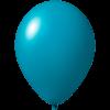 Palloncini con stampa   Ø 33 cm   Consegna veloce   9485951s turchese