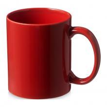 Tazza Santos   Ceramica   330 ml   92100378 Rosso