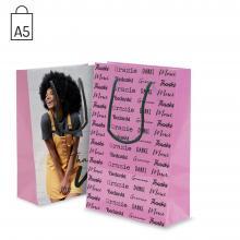 Sacchetto di carta Venezia | Formato A5 | Laminato | 108GL05