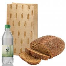 Sacchetto alimentare   Carta   Grande 14x10x30