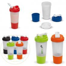 Shaker | Compreso scomparto | 500 ml
