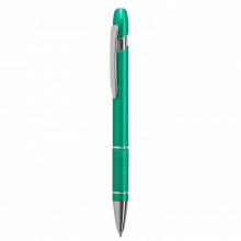 Penna a sfera | in alluminio | Colorata in opaco | 111sonic Verde