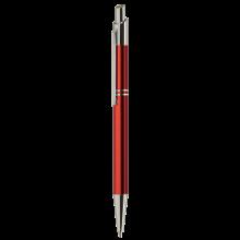 Penna a sfera | Tiko | Inchiostro blu | max039 Rosso