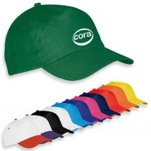 Cappellino | Cotone | Regolabile