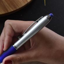 Penne Stylus | Inchiostro blu | Touch tip | max038