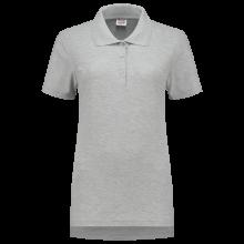 Polo donna | Cotone / poliestere | Vestibilità slim | Premium | Tricorp | 97PPFT180 Grigio