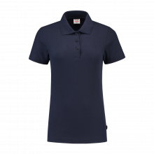 Polo donna | Cotone / poliestere | Vestibilità slim | Premium | Tricorp | 97PPFT180 Inchiostro