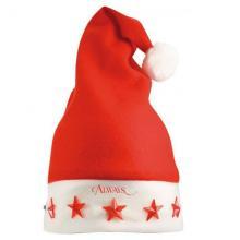 Cappello da Babbo Natale   Con luci   Poliestere
