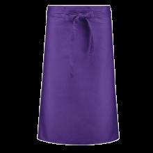 Grembiule | Poliestere/Cotone | Da 25 pezzi | 205210vk Viola