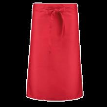 Grembiule | Poliestere/Cotone | Da 25 pezzi | 205210vk Rosso