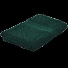 Telo da bagno | 450 grammi | 140 x 70 cm | 209100 Verde scuro
