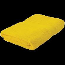 Telo da bagno | 450 grammi | 140 x 70 cm | 209100 Giallo