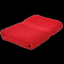 Telo da bagno | 450 grammi | 140 x 70 cm | 209100 Rosso