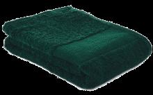 Asciugamano Fitness | 450 grammi | 130 x 30 cm | 209190 Verde scuro