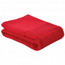 Asciugamano Fitness | 450 grammi | 130 x 30 cm | 209190 Rosso
