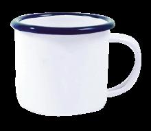 Tazza | Smaltata | Espresso | 120 ml | 285349 Bianco