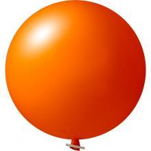 Palloncino gigante | Ø 55 cm | Extra large | Lattice organico | 945501 Arancia