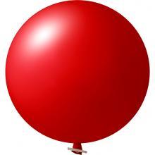 Palloncino gigante | Ø 55 cm | Extra large | Lattice organico | 945501 Rosso