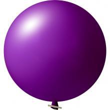 Palloncino gigante | Ø 55 cm | Extra large | Lattice organico | 945501 Viola