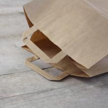 Sacchetti di carta   Manico piatto   Media A4   109KRS02P
