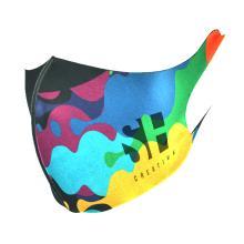 Maschera viso 1 strato   Scuba   Riutilizzabile   Comfort   Max1462