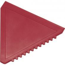 Raschietto per ghiaccio   A triangolo   Plastica   8038761 Rosso