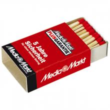 Scatola di fiammiferi Basic | 38 pezzi | Full color