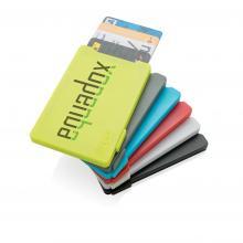 Porta tessere in ABS | Anti-skimming | protezione RFID | 8882047