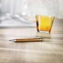 Penna di bambù | A sfera | Accessori d'argento | max047