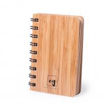 Quaderni ad anelli | Eco | Bambù | A6
