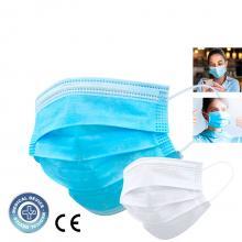 IIR CE certified Mascherina | Triplo strato | Non stampata