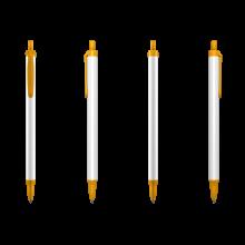 Penna a sfera | BIC | Clic Stic Digital | 771882 Arancia