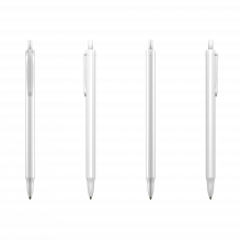 Penna a sfera | BIC | Clic Stic Digital | 771882 Bianco