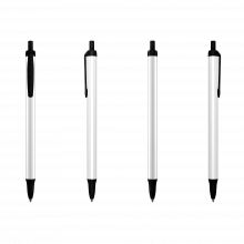 Penna a sfera | BIC | Clic Stic Digital | 771882 Nero