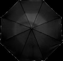 Ombrello colorato | Manuale | Ø 90 cm | 8034092S Nero