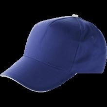 Cappello   Cotone   Regolabile   Consegna rapida   8039114 Blu cobalto