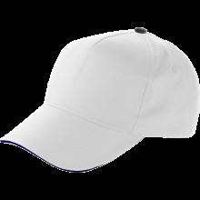 Cappello   Cotone   Regolabile   Consegna rapida   8039114 Bianco