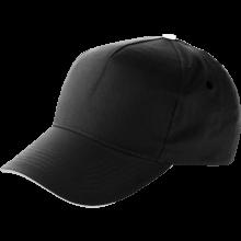 Cappello   Cotone   Regolabile   Consegna rapida   8039114 Nero
