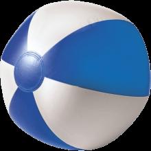Pallone da spiaggia   Superficie bianca   26 cm   Consegna veloce   8039620 Blu