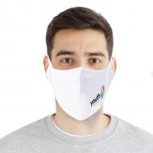 Maschera per il viso in poliestere / cotone | Due strati | Made in UE | | 83718388