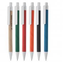 Penna a sfera | Cartone e plastica