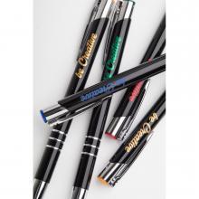 Penna a sfera touch | Aspetto lussuoso | 83809514 Giallo