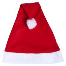 Cappelli di Natale   Vari colori   In poliestere   158622 Rosso