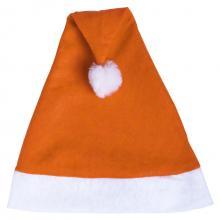 Cappelli di Natale   Vari colori   In poliestere   158622 Arancia