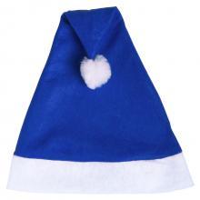 Cappelli di Natale   Vari colori   In poliestere   158622 Blu