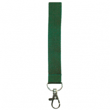Lanyard   25 mm   Con gancio   87325mm1 Verde