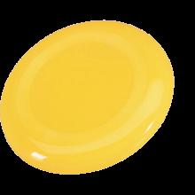 Frisbee colorato| 23 cm| Pronta consegna | 8751312 Giallo