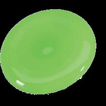 Frisbee colorato| 23 cm| Pronta consegna | 8751312 Verde